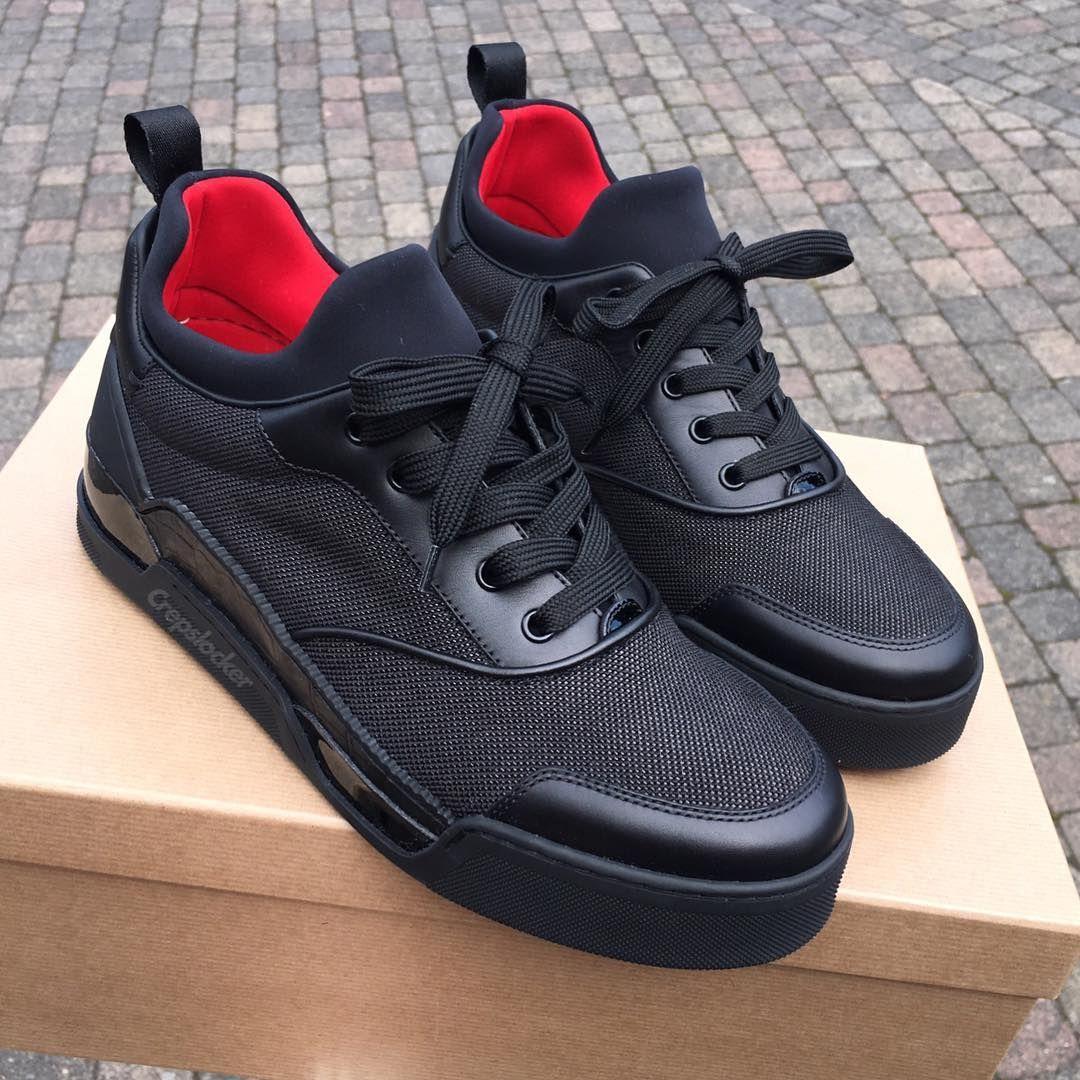152d37901f6 Louboutin Aurelien sneakers Chaussures D hiver