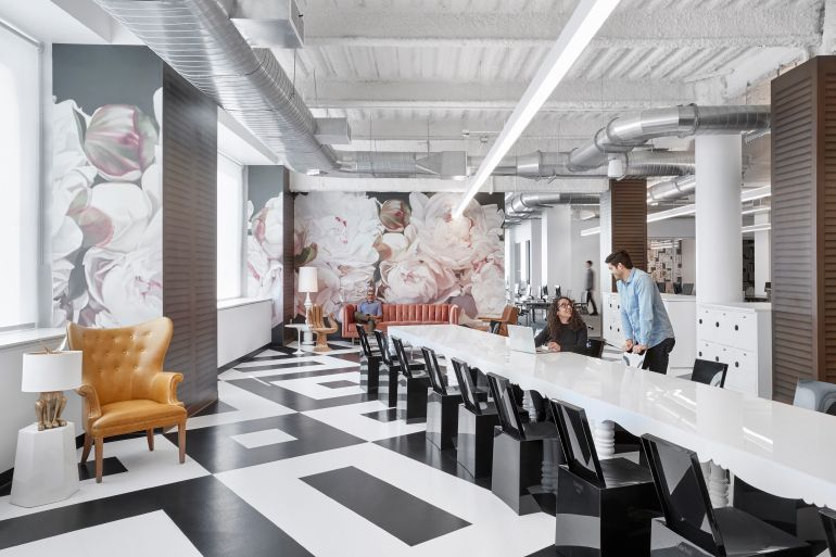Projects By The Top 100 Giants 2018 Interior Design Magazine