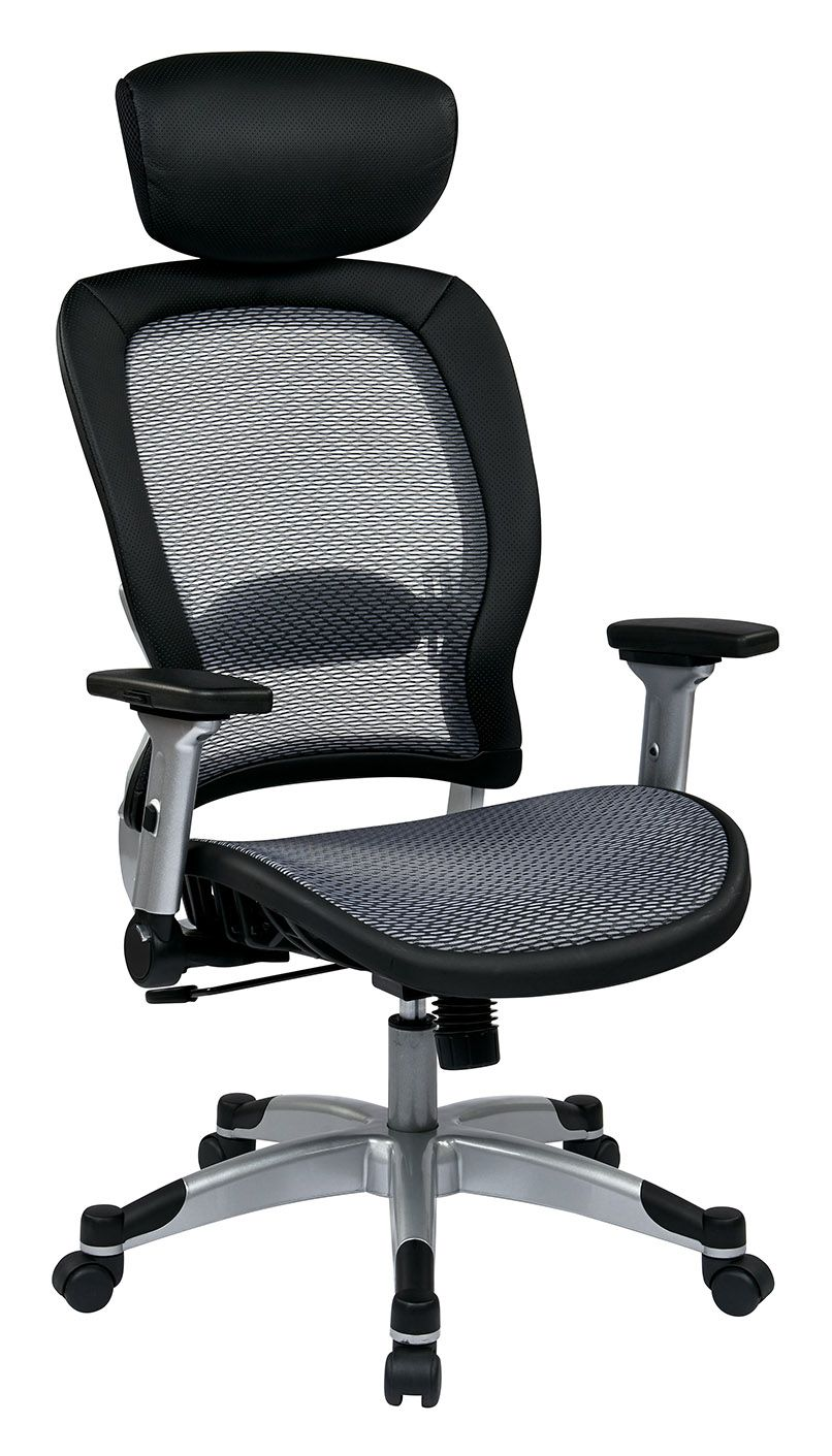 narrow desk chairs with arms