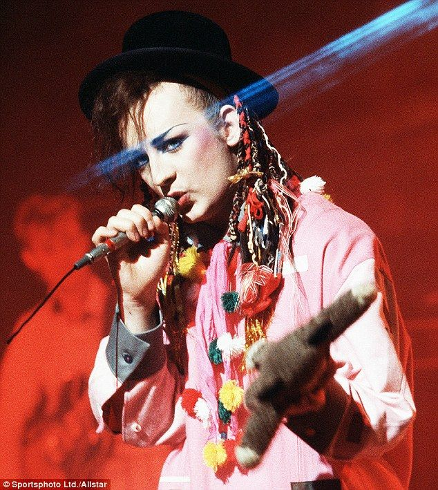 Pin By Jennifer George On Boys Rooms: Boy George: 'My Life Hasn't ALWAYS Been A Disaster. But