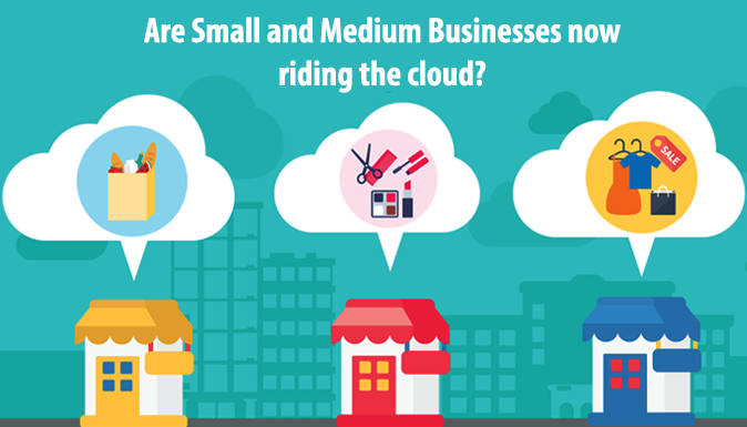 Are Small And Medium Businesses Smb Now Riding The Cloud