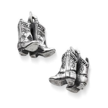 Cowboy Boots Charm | James Avery