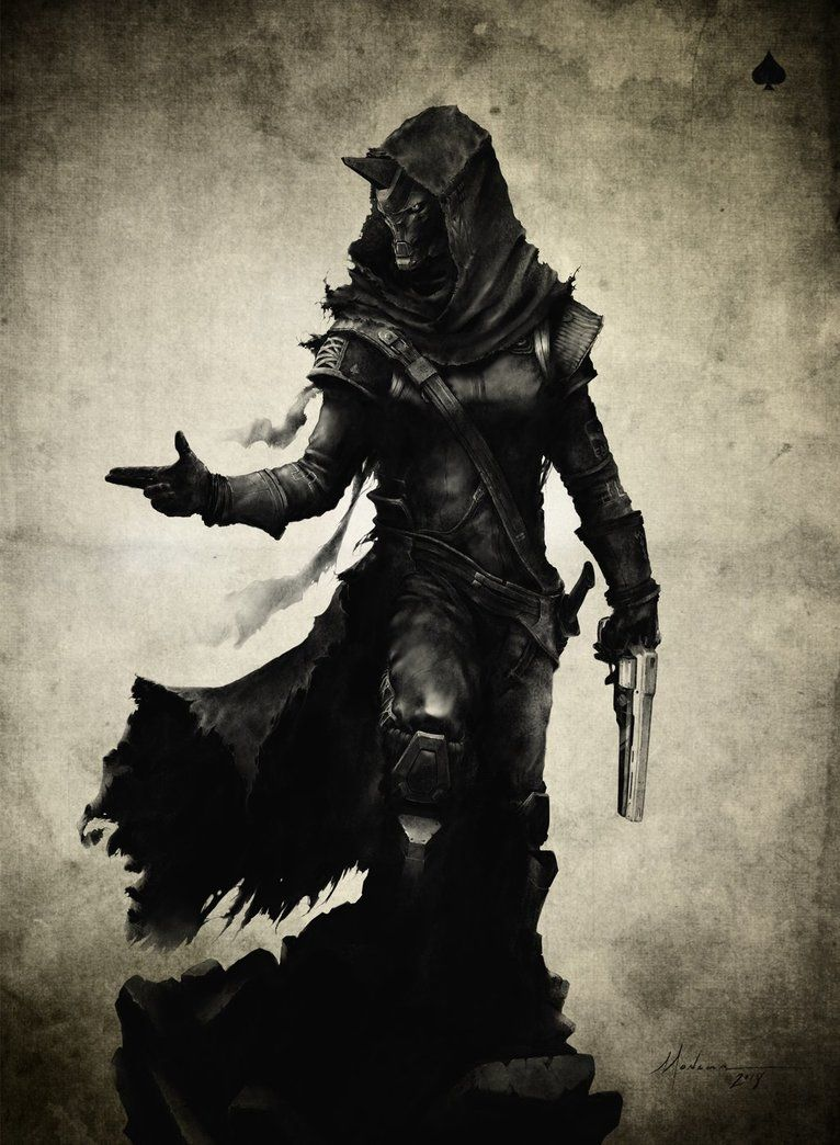 Cayde6 by BrianMoncus Destiny game, Destiny backgrounds
