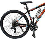 28baa1b6a95 Cosmic Trium 27.5 Inch Mtb Bicycle 21 Speed Hybrid Cycle (Black:Blue ...