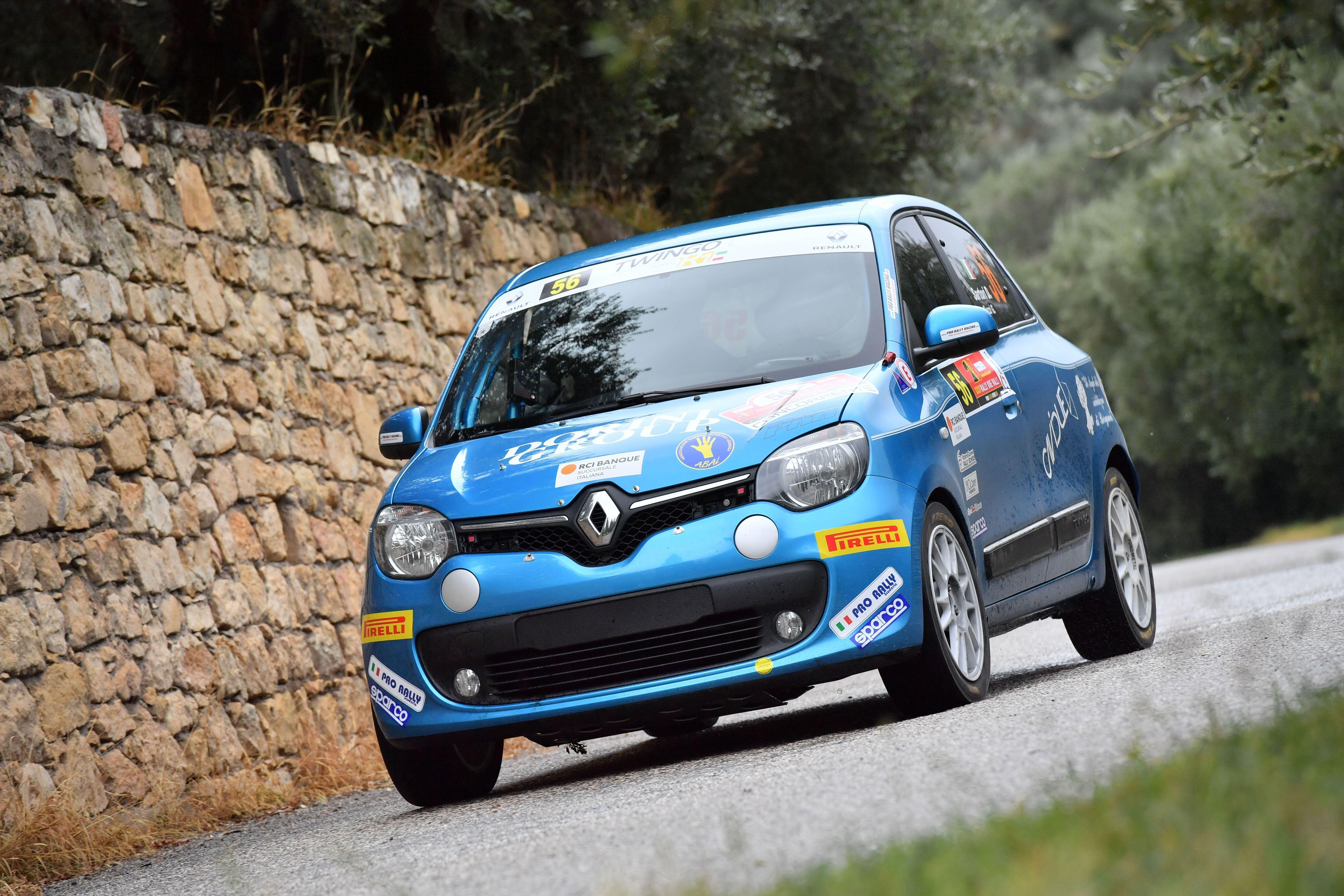 Renault Twingo At Rally Due Valli Italy Evo Corse Wheels