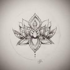 Lotus Mandala Tattoo Yatted Pinterest Tattoos Mandala Tattoo