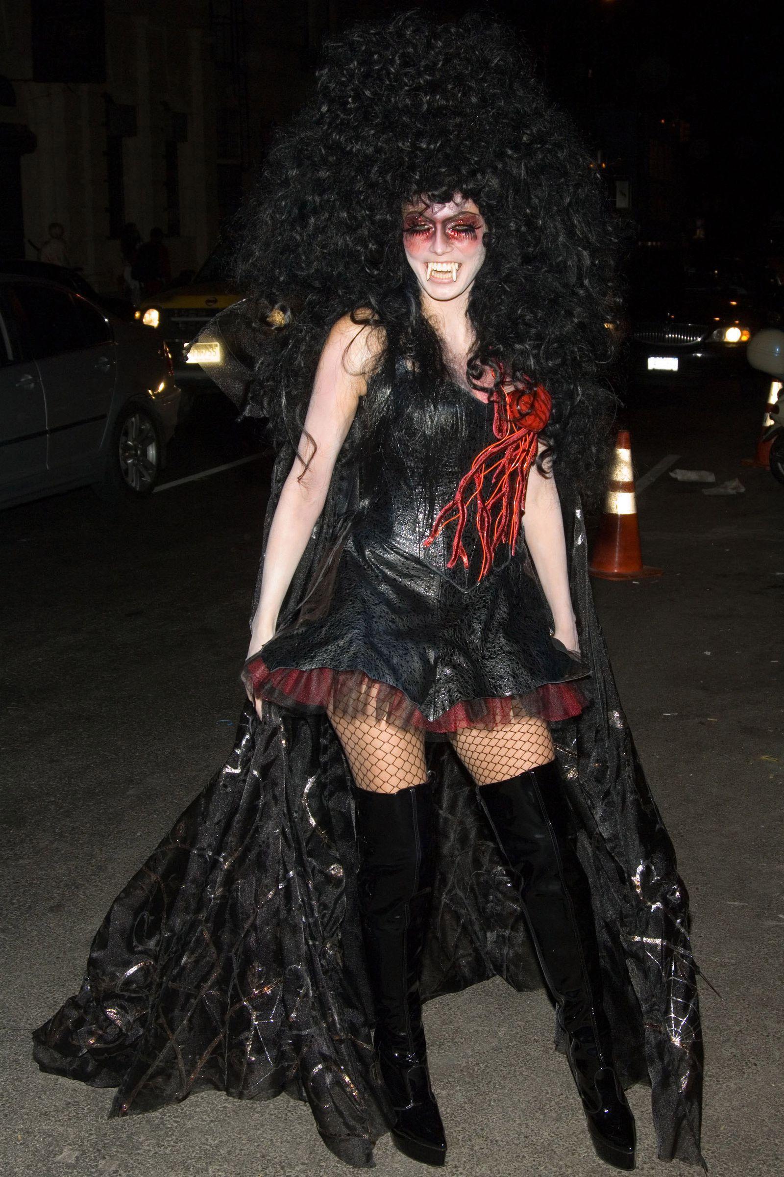 From dominatrix to shrek heidi klum has won halloween every year