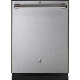 Ge Cafe 40-Decibel Built-In Dishwasher With Bottle Wash Feature (Stain