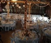 The Jordan Valley Barn is a beautiful and spacious Event & Wedding Location. Perfect for any Northern Michigan Wedding with a Rustic Barn Ambiance.