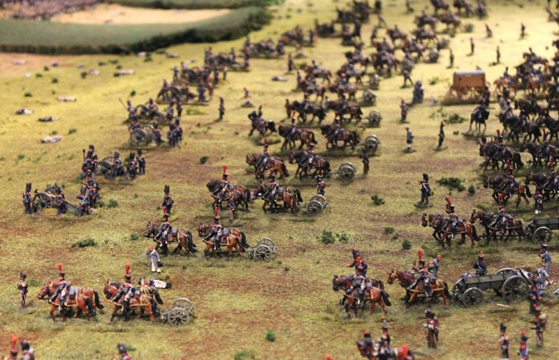 diorama 1:72 waterloo