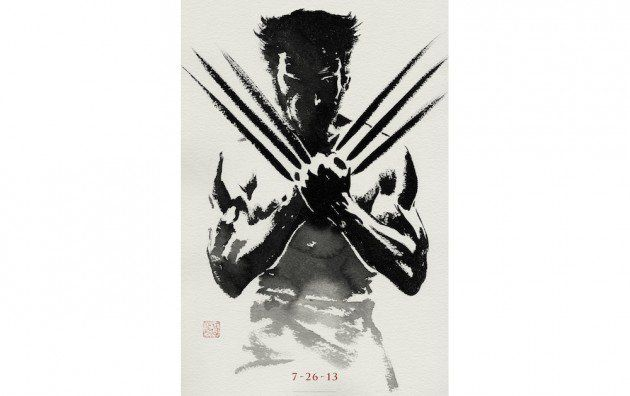 Check Out the Teaser Poster for 'The Wolverine' • Highsnobiety