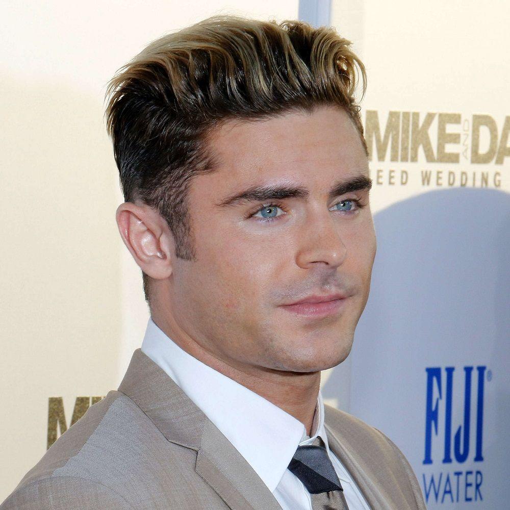 Degrade Homme Court Une Tendance Intemporelle A Considerer Coiffure Homme Style Cheveux Long Homme Cheveux Elegants