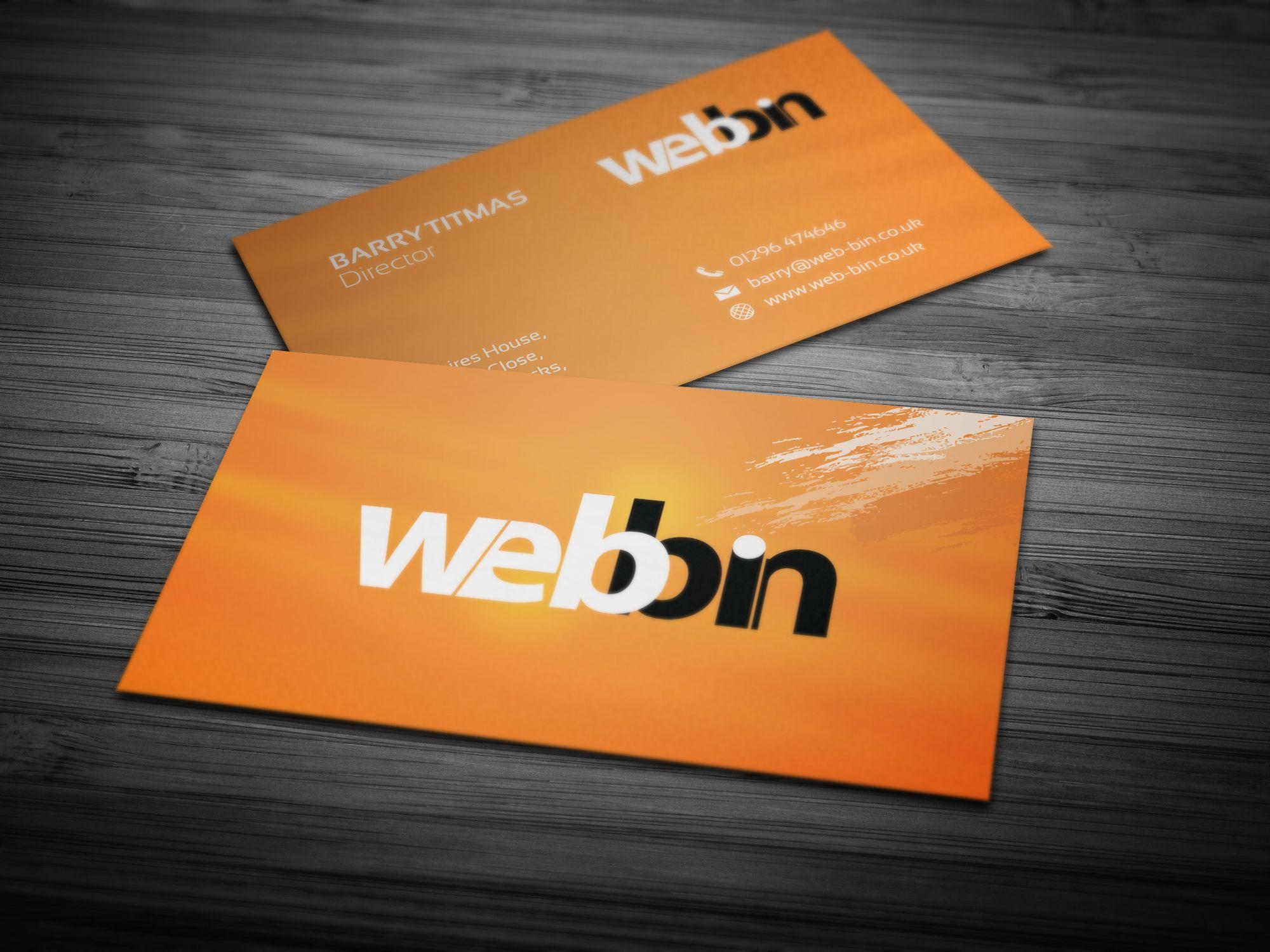 Professional, orange Business-Card-WebBin.jpg (2000×1500 ...