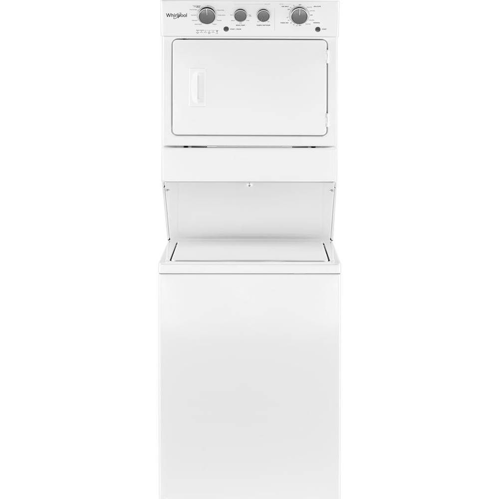 Whirlpool 3 5 Cu Ft 9 Cycle Washer And 5 9 Cu Ft 4 Cycle