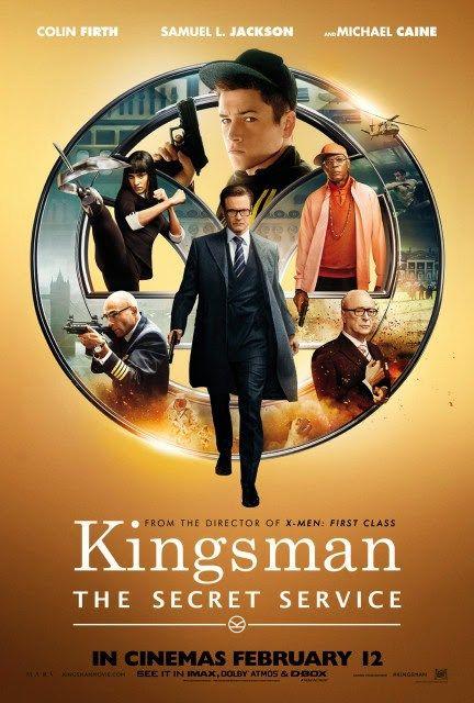 Critica Kingsman Servico Secreto Filme Kingsman Kingsman