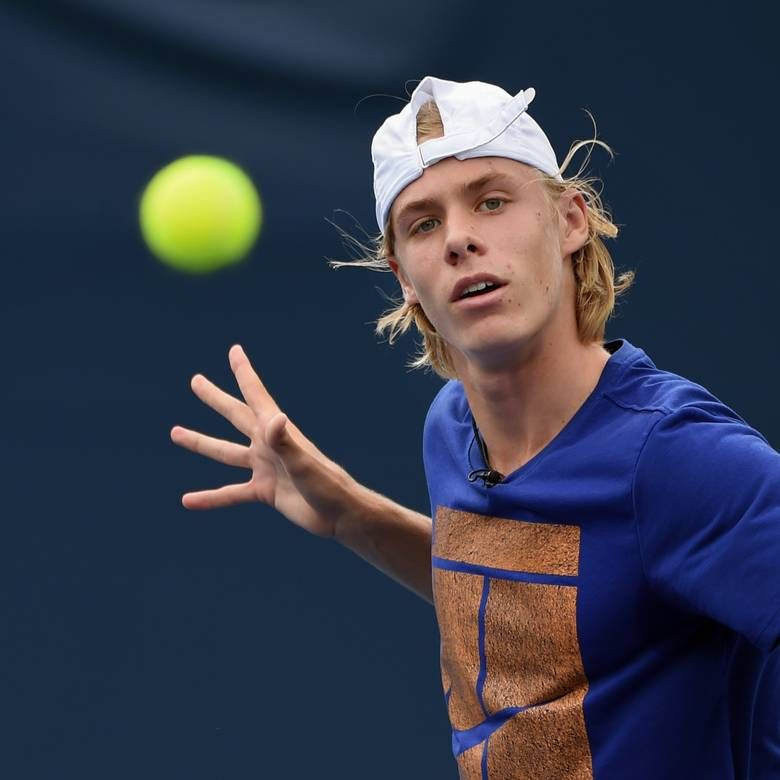 Denis Shapovalov - via The Globe and Mail