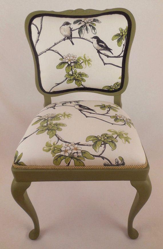 Chair Klostergarten old Chippendale Chair restyled by MotleyChairs - Chair Klostergarten Old Chippendale Chair Restyled By MotleyChairs