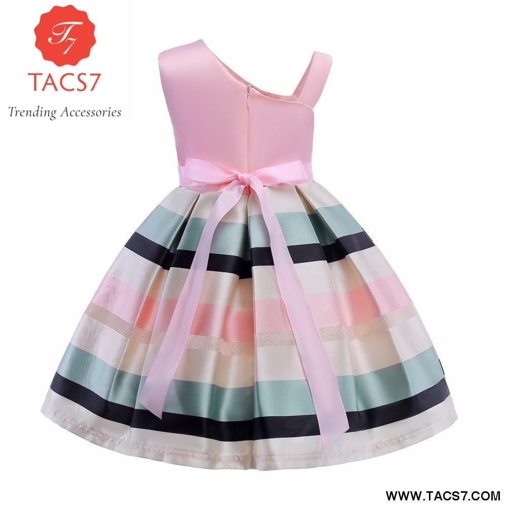 09502de66a5 Summer Flower Dress Girl Princess Costume Dresses Girl Party Wear Tull –  Trending Accessories