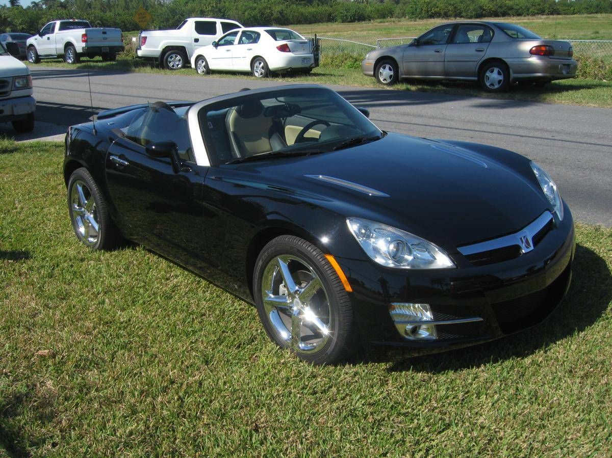 2008 saturn sky roadster sports convertible for sale 1790086 hemmings motor