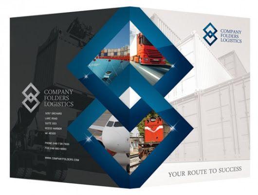 35 Desain Map Company Profile Perusahaan Corporate Portofolio Design