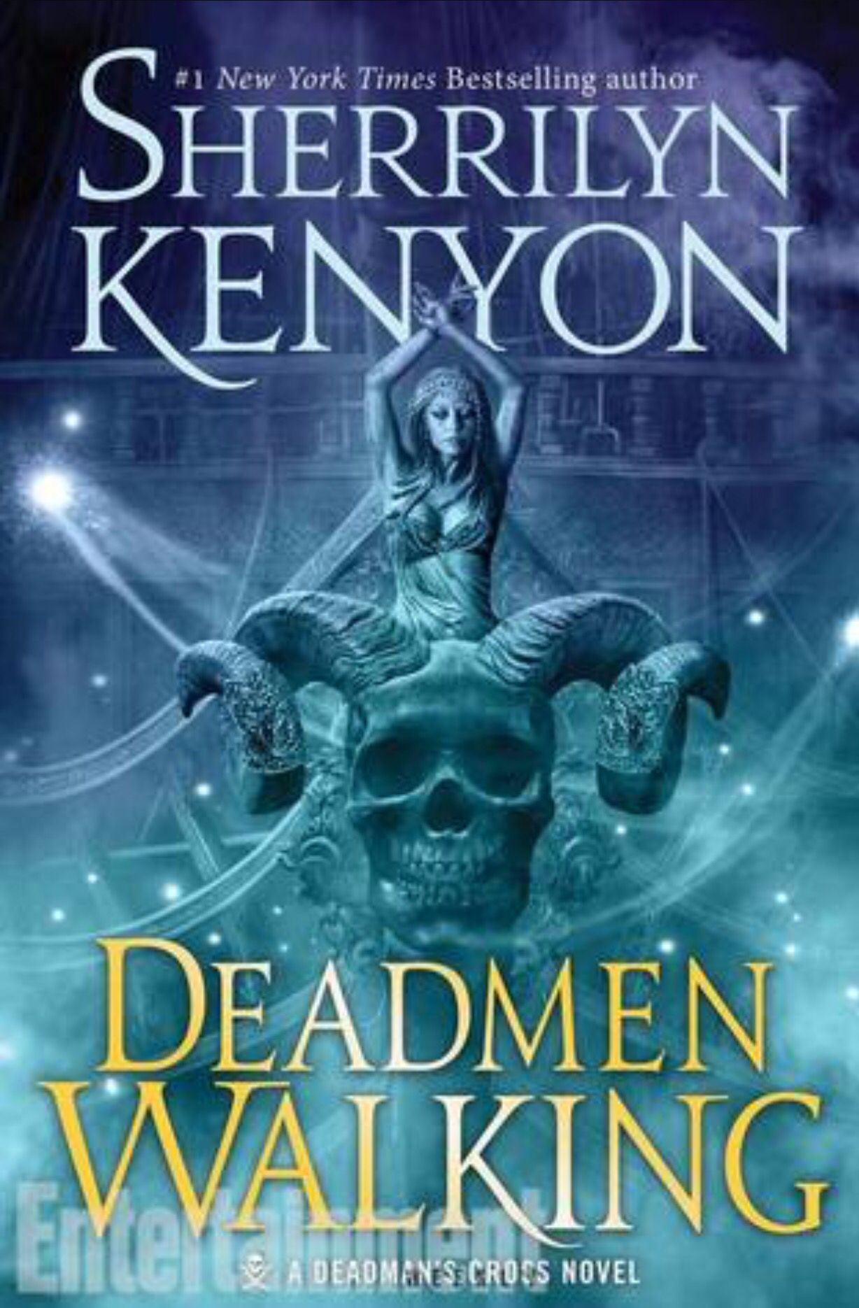 1st Book In A New Trilogy From Sherrilyn Kenyon From Her Dark Hunter Series Es Out