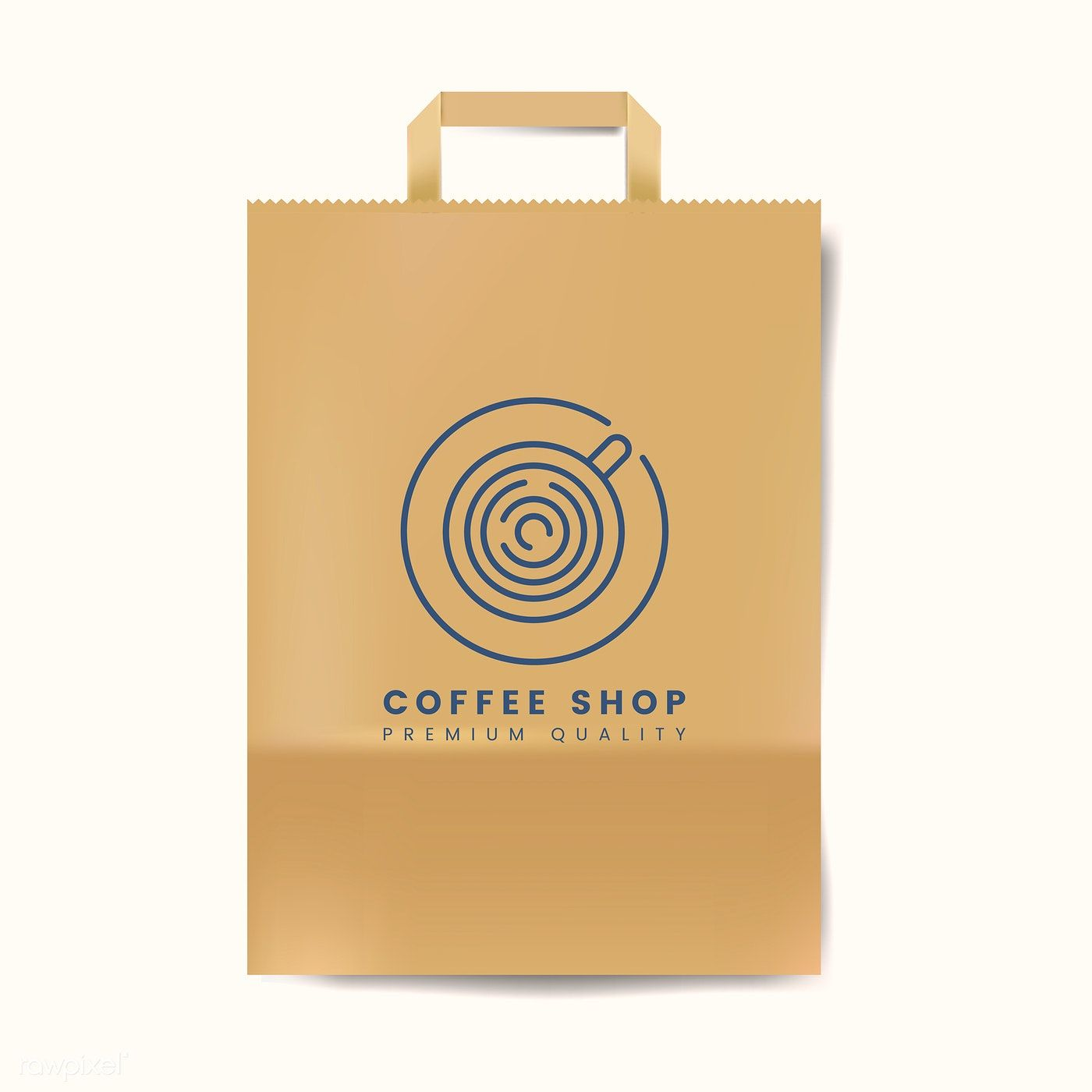 Download Paper Bag Mockup Isolated Vector Free Image By Rawpixel Com Aew Bag Mockup Bags Free Kids