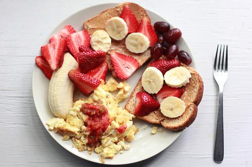Otro buenísimo desayuno
