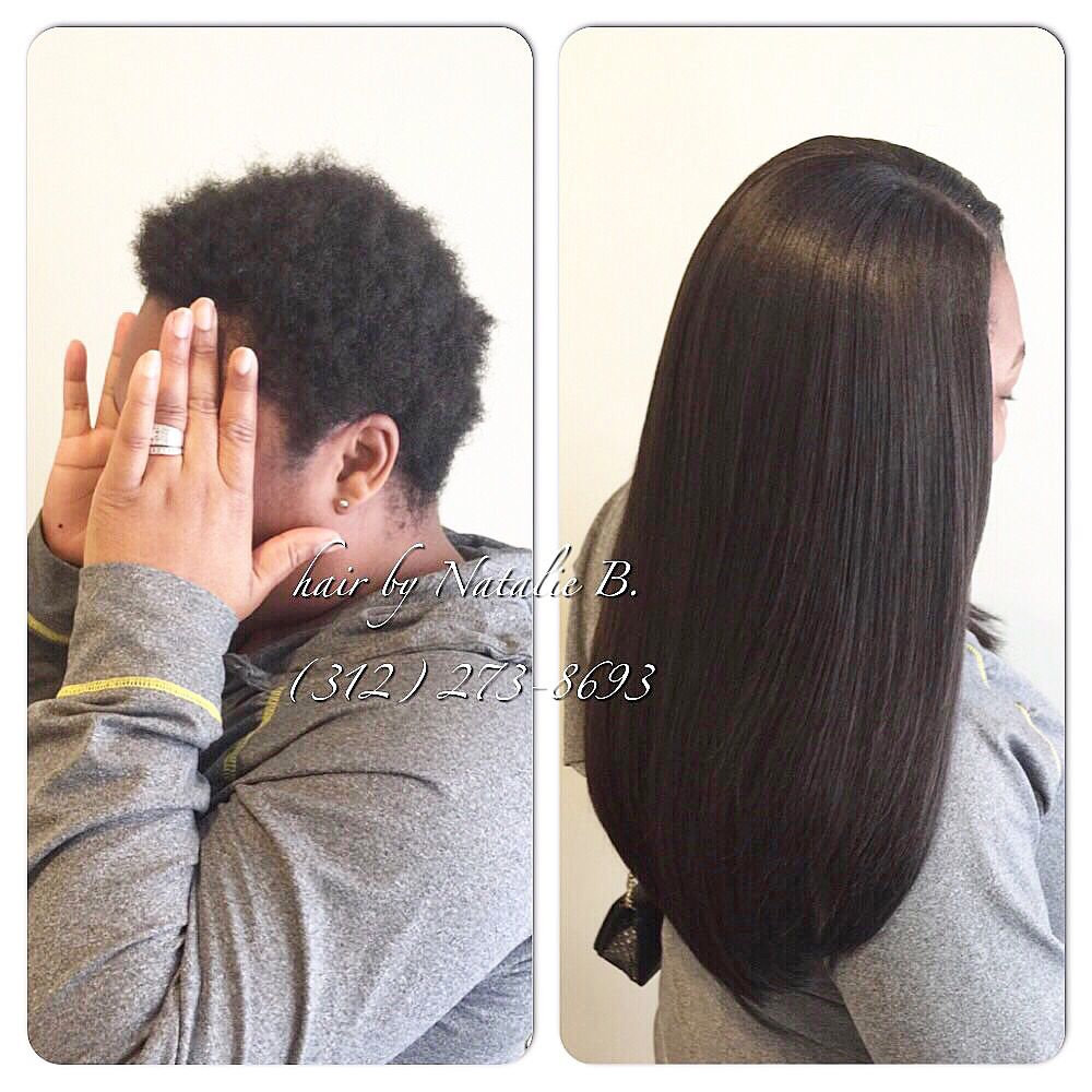 No Closure Used Just Expert Installation And Blending Technique