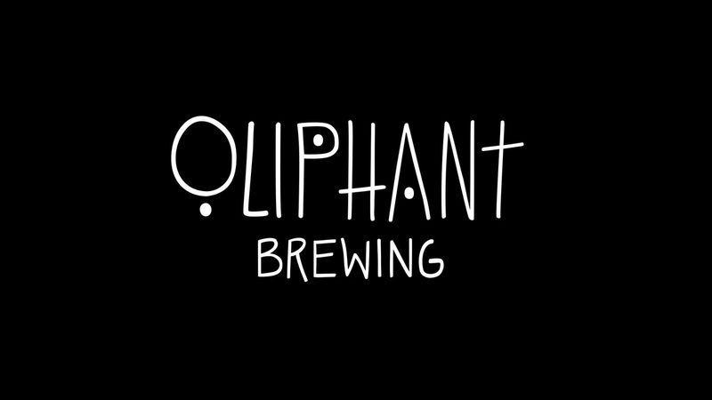 Actualité / Aerogram Studio - Oliphant Brewing / étapes: design & culture visuelle