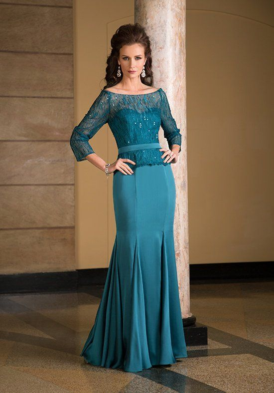 Jade Couture K158006 Mother Of The Bride Dress - The Knot ...