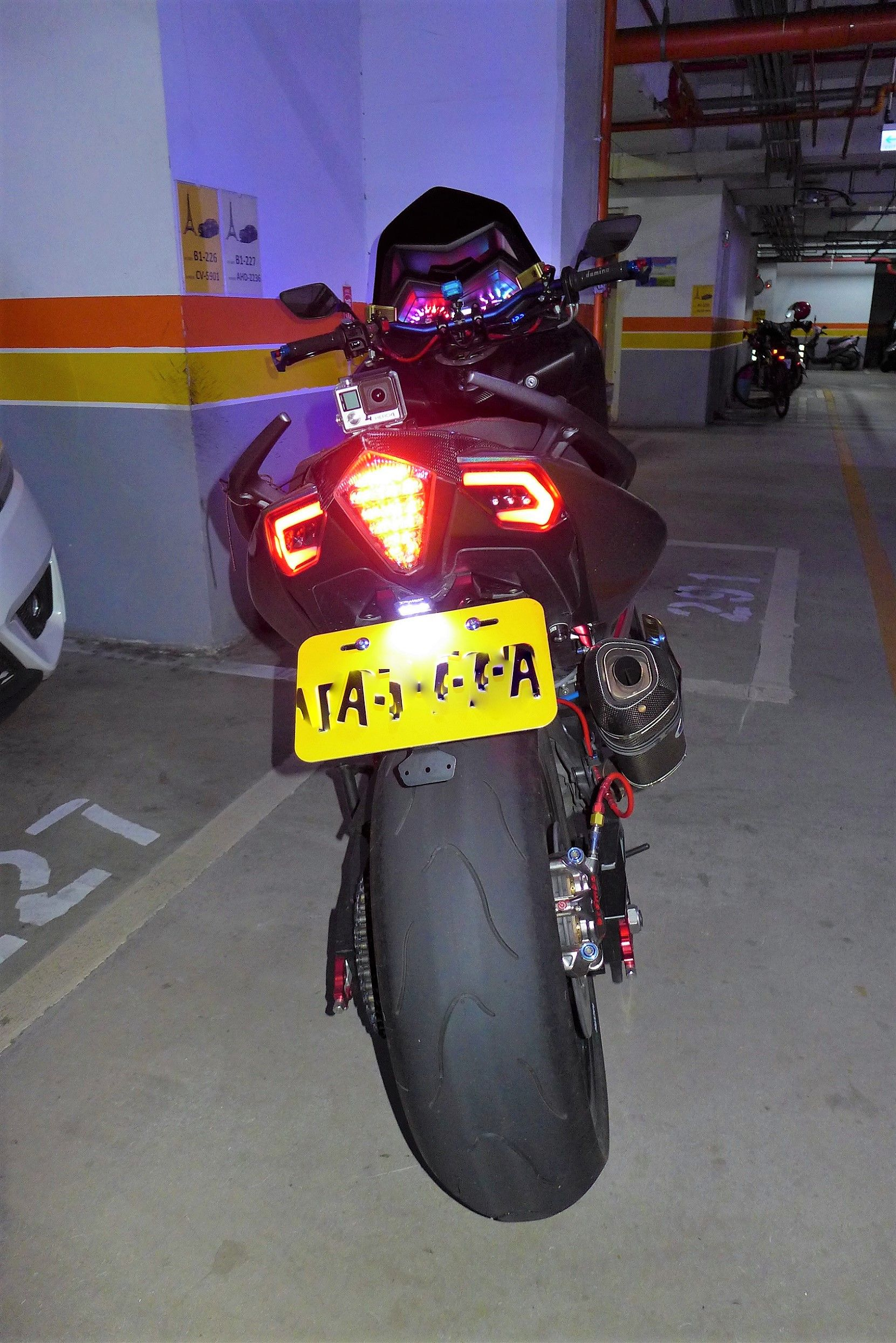 Tmax 530 Motorcycle Scooter Yamaha