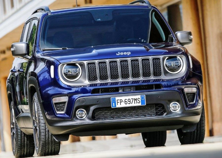 2020 Jeep Renegade Redesign Changes Automotive News 2019