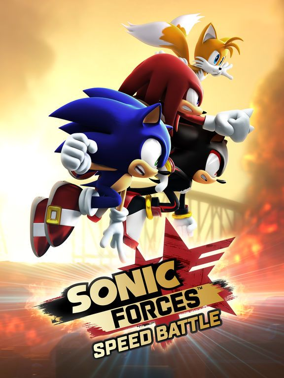 Sonic Forces: Speed Battle MOD Apk Sonic Forces: Speed