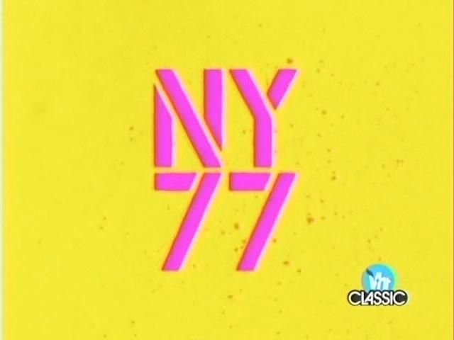 NY77 - The Coolest Year In Hell - Watch it! https://vimeo.com/6909980