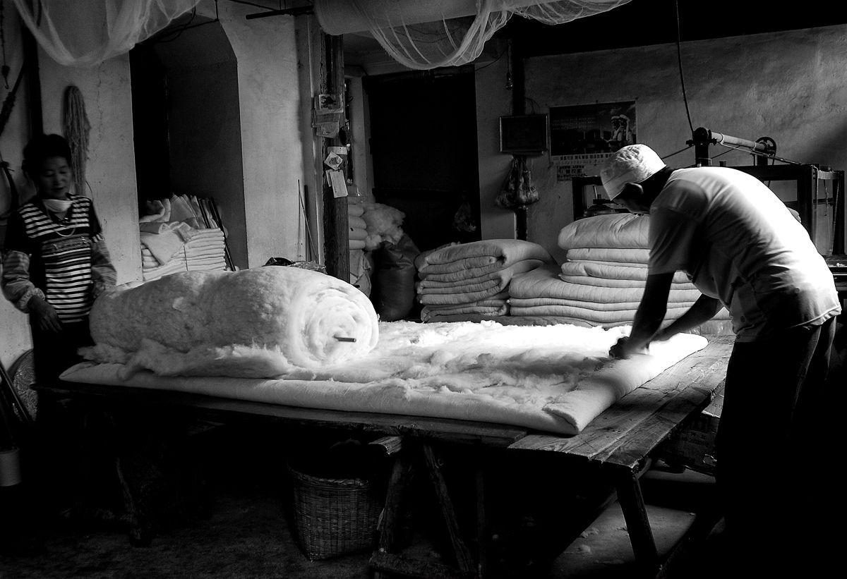mattress makers weishan china heritage imagery considering