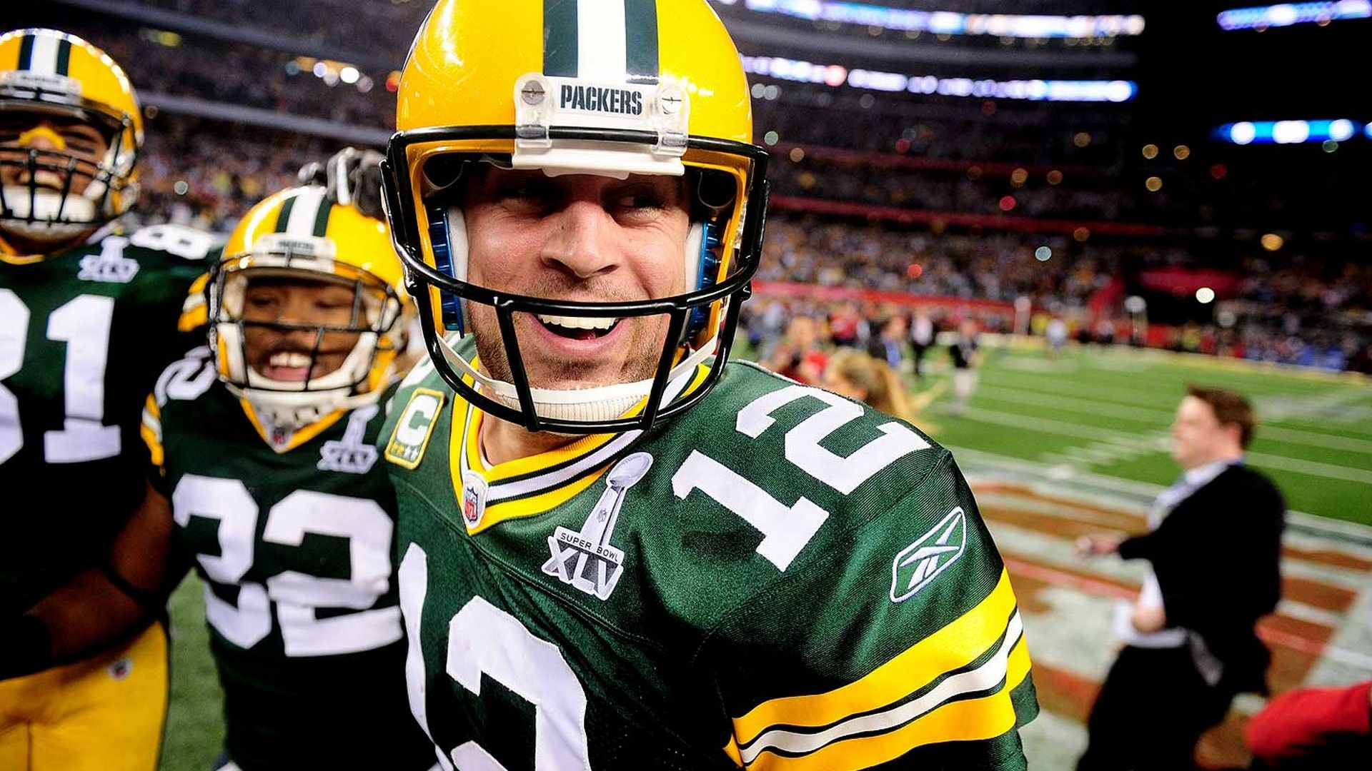 Hd Aaron Rodgers Wallpapers Nfl Football Wallpaper Superbowl Xlv Football