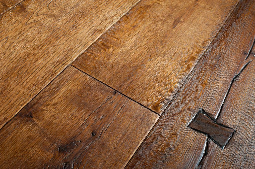 Engineered Oak Flooring Vintage