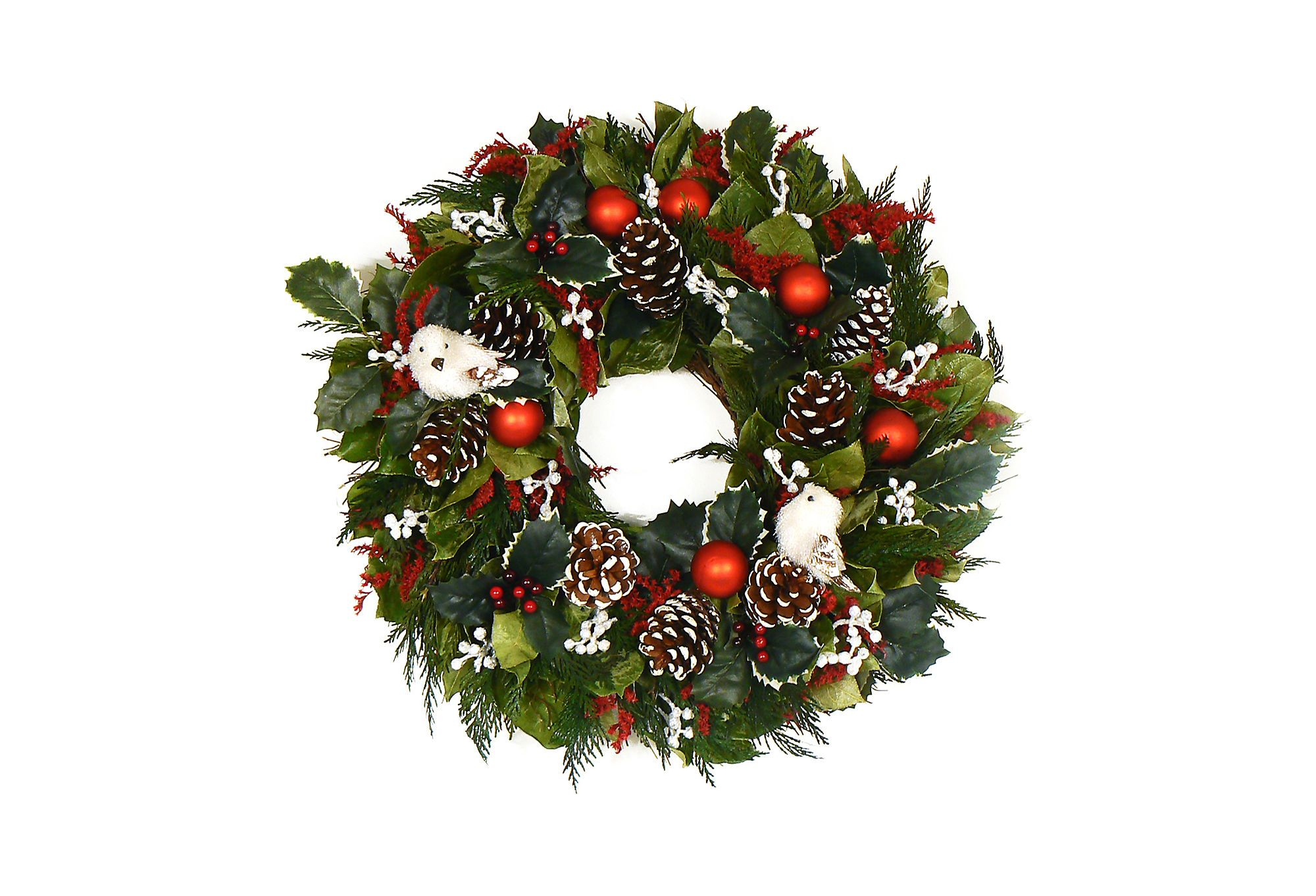 18 chickadee greeting wreath 5500 a cheerful greeting for the 18 chickadee greeting wreath 5500 a cheerful greeting for the holiday season this wreath kristyandbryce Images