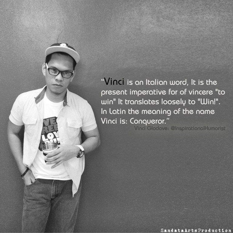 Vinci Glodove Youth Inspirational Speaker in the Philippines.