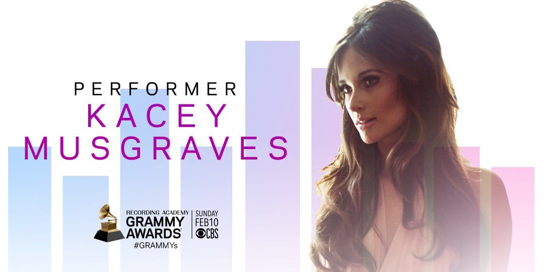 Kaceymusgraves Is Performing At The Grammys Tonight Catch All The Action At At 8 00 P M Et 7 00 P M Ct Grammy Contemporary Christian Music Music Awards