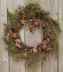 Primative wreath