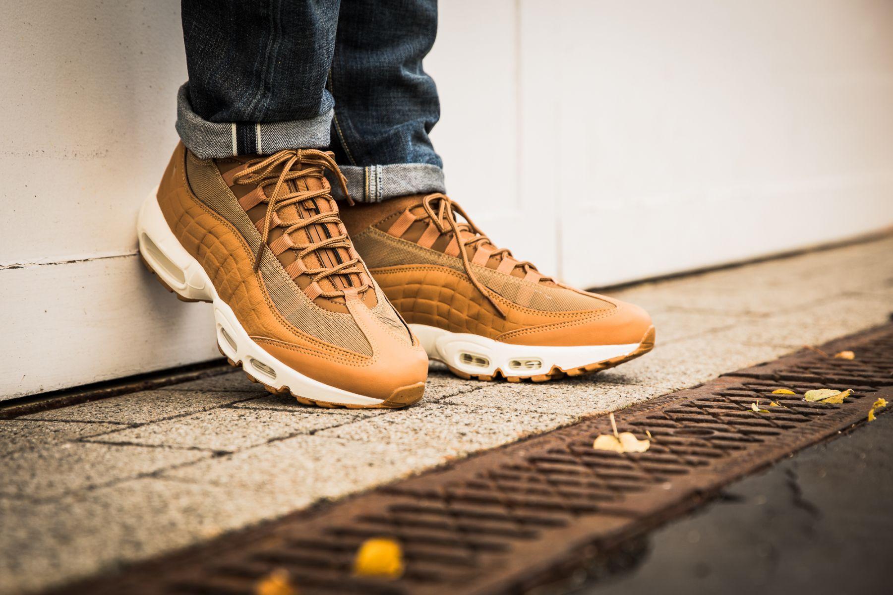 Herren Lässige Schuhe Herren Nike Air Max 95 Dunkel Grau