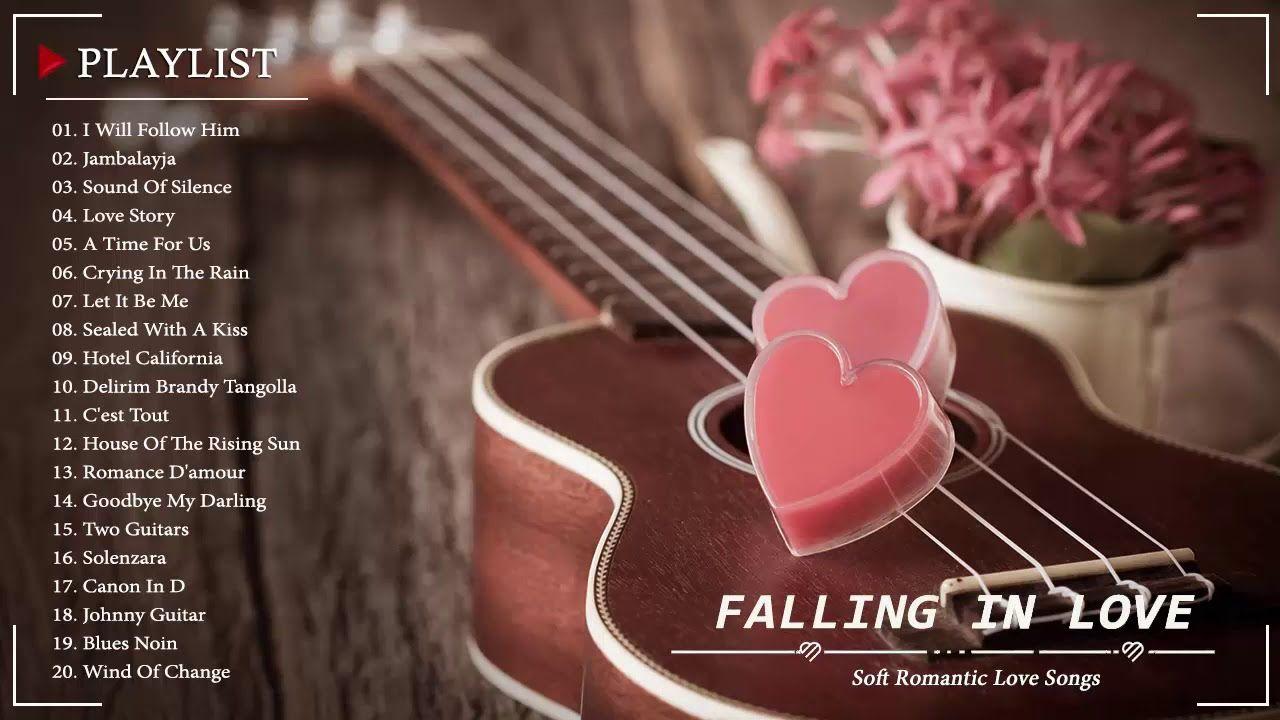 Top 50 Guitar Love Songs Instrumental Soft Relaxing Romantic Guitar Music Convert Youtube Video To Mp3 Fo In 2020 Youtube Music Converter Music Converter Love Songs
