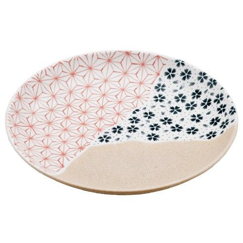 Japanese #pattern Plate By Safari Living · Asian DinnerwareJapanese ...