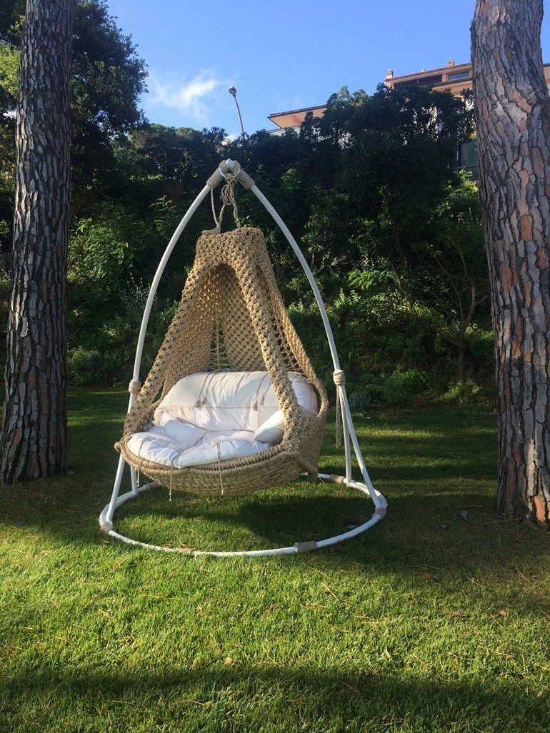 Garden hanging chair garden hanging chair garden house lazzerini
