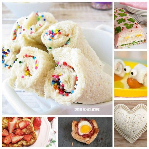 Recetas De Cocina Casera Para Niños | 6 Recetas Con Pan De Molde Para Ninos Pan De Molde Panes Y Molde