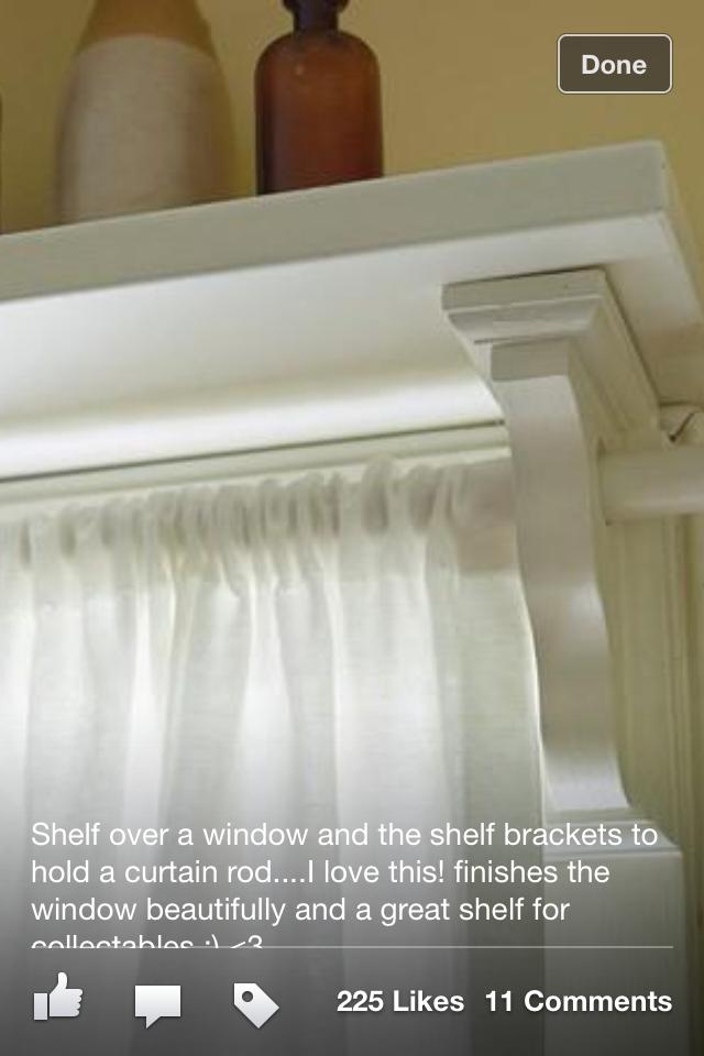 Window Shelves Bedroom Windows