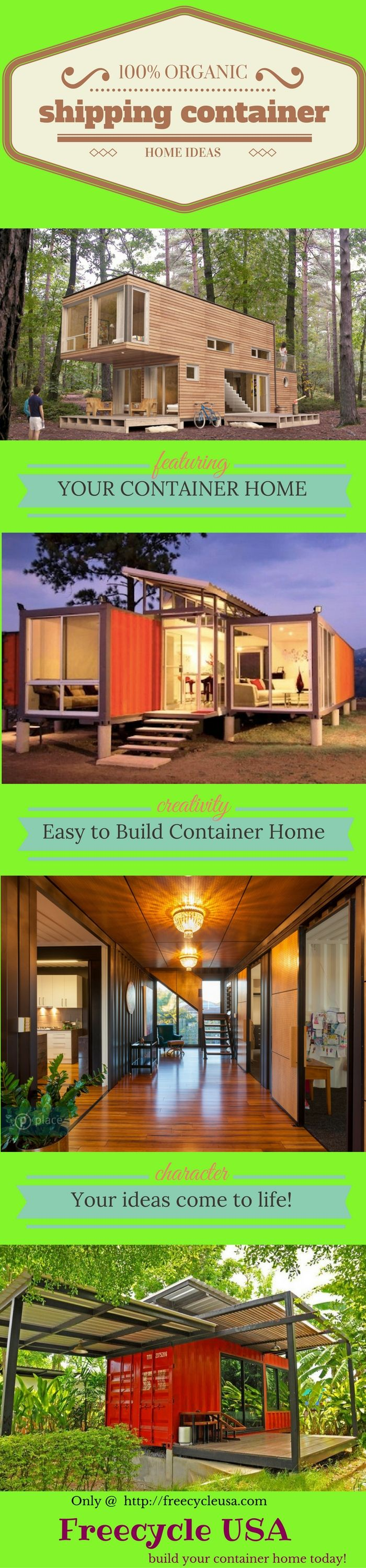 Amazing Are You Thinking About Building A Shipping Container Home? Follow This  Image To The Best