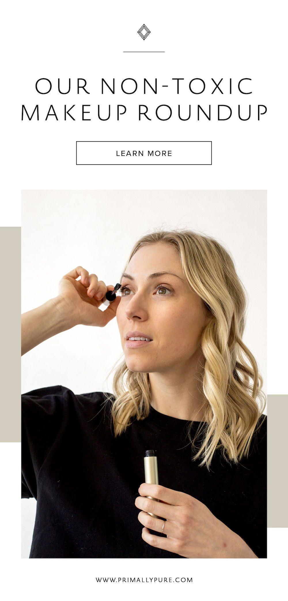 NonToxic Makeup Roundup (Plus 5 Pro Makeup Hacks