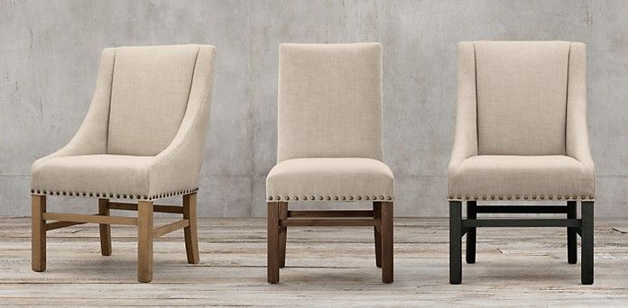 Room RHs Fabric Chair CollectionsAt Restoration Hardware